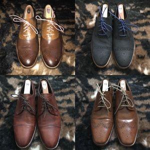 Shoes - Cole Hann & Johnston & Murphy 4 pair